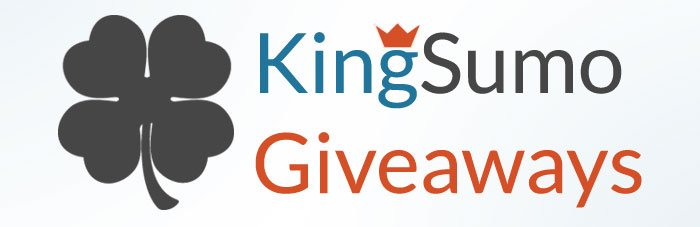 King Sumo Giveaways